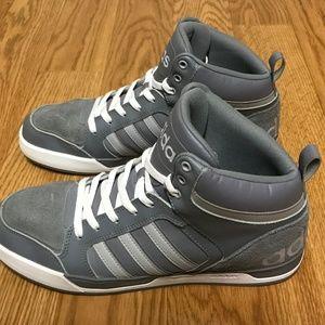nuevas imágenes de nueva lanzamiento calidad asombrosa adidas Shoes | Raleigh 9tis Mtd High Tops Graywhite | Poshmark